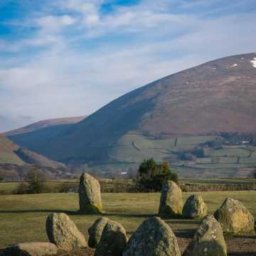 A Brief Trip To Castlerigg Stone Circle