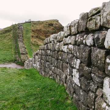 Visit Hadrian's Wall and Explore Roman Britain