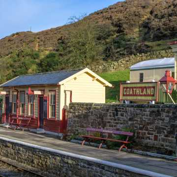 Goathland, more than just a set for a TV show