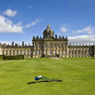 The North Yorkshire Moors and Castle Howard