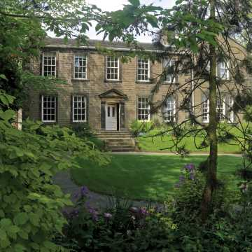 The Bronte's Parsonage and Historic Yorkshire