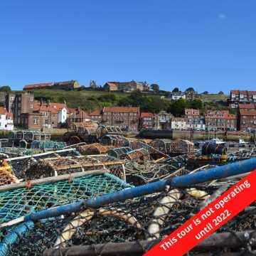Robin Hoods Bay, Whitby & The Moors
