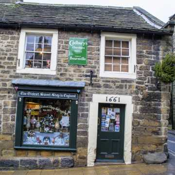 The UK's oldest sweet shop
