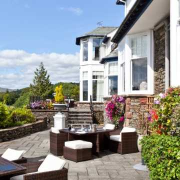 Hillthwaite Hotel - Lake District