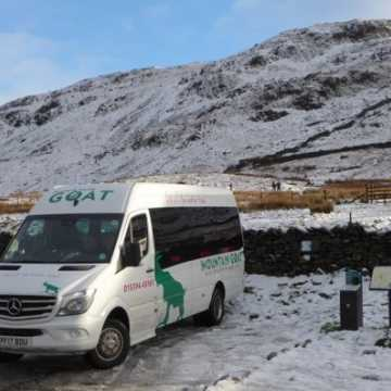 Winter Tours from Windermere