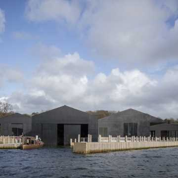 Sail through Windermere's history at Windermere Jetty