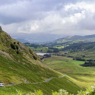 Lake District Tour with Lake Cruise & Heritage Train Ride from Windermere (4 Days)