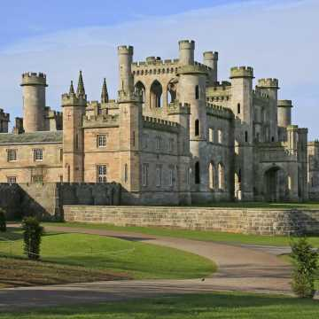Private Full Day including Lowther Castle & Gardens Visit