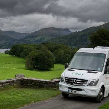 Full Day Rail & Road Tour of the Lake District from Edinburgh