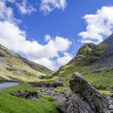 Two night rail & road Lake District tour from Manchester