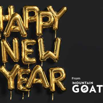 Welcoming the New Year at Mountain Goat