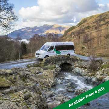 Private Ten Lakes Spectacular (16 Seater)